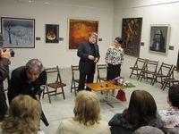 Среща с Вежди Рашидов и Десислава Атанасова - голяма снимка