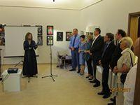 Среща между ръководството на Община Разград и официалната делегация на немския град-побратим на Разград Витенберг - голяма снимка