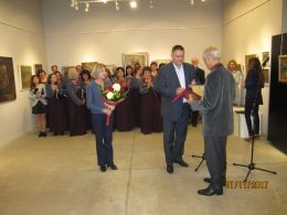 Церемония по връчване на награда Никола Икономов и празничен концерт на хор Железни струни 1