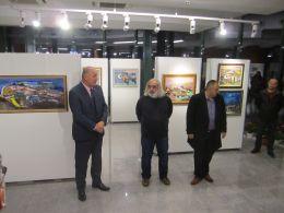 Откриване на самостоятелна изложба на Орхан Исмаил 1